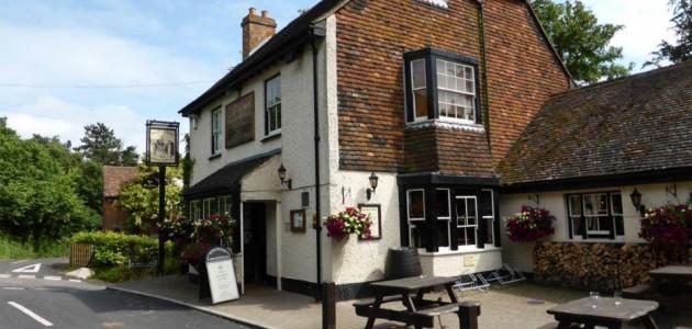 lunch - Review of The Black Horse Inn, Thurnham, England ...